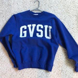 Champion GVSU crewneck
